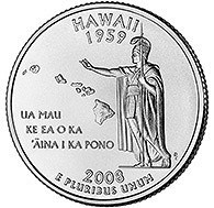 AMBASSADORS OF ALOHA: HAWAII'S STATE QUARTER RELEASED
