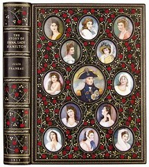 A COSWAY BINDING WITH INLAID PORTRAITS