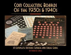 ANNIVERSARY SALE PRICE FOR LANGE'S COIN COLLECTING BOARDS BOOK
