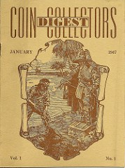 JAMES MCNEES' COIN COLLECTORS DIGEST