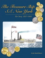 BOOK REVIEW: THE TREASURE SHIP S. S. NEW YORK, 2008, BY Q. DAVID BOWERS