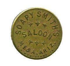 NEW BOOK: COLLECTING GUIDE TO THE PIONEER MINOR COINAGE OF AMERICAN SALOONS