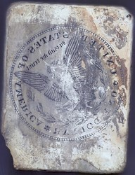 HAS EARLY ARTWORK FOR THE MORGAN DOLLAR BEEN FOUND?