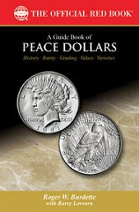 MICHAEL MAROTTA ON BURDETTE'S GUIDE BOOK OF PEACE DOLLARS