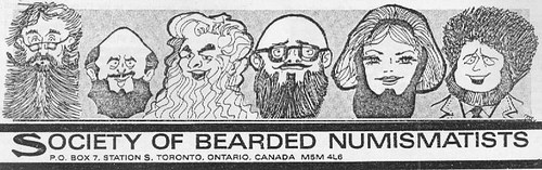 MORE ON THE SOCIETY OF BEARDED NUMISMATISTS