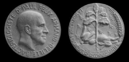 MORE ON THE ARMAND-DELILLE RABBIT MEDAL