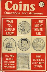 NEW BOOK: COINS: QUESTIONS AND ANSWERS FIFTH EDITION BY CLIFFORD MISHLER