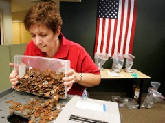 OHIO CREDIT UNION PROMOTION GENERATES AN AVALANCHE OF COIN DEPOSITS