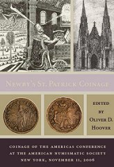NEW BOOK: NEWBY'S ST. PATRICK COINAGE