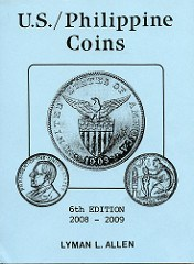 NEW BOOK: U.S./PHILIPPINE COINS BY LYMAN L. ALLEN