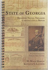 QUERY: 1863 $3 AND $4 STATE OF GEORGIA TREASURY NOTES SOUGHT
