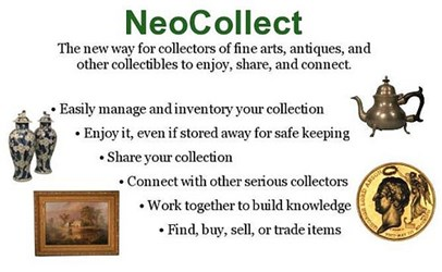 NEW WEB SITE: NEOCOLLECT.COM