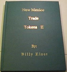 NEW BOOK: NEW MEXICO TRADE TOKENS II