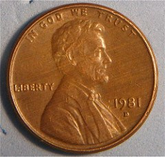 NEW TERM IN NUMISMATICS: WOODGRAIN