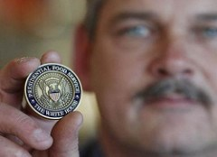 PRESIDENTIAL FOOD SERVICE COINS