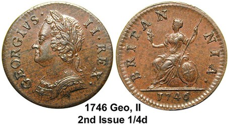 MORE ON WOODGRAIN COIN SURFACES