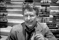 QUIZ ANSWER: HENRY BEMIS, LAST BIBLIOPHILE ON EARTH
