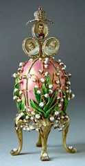 LONG-LOST FABERGE CONTRAPTION DISCOVERED