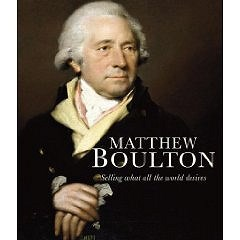 TWO NEW BOOKS: AUGUSTUS SAINT-GAUDENS AND MATTHEW BOULTON