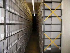 FRACTIONAL CURRENCY RESEARCHER VISITS THE NATIONAL ARCHIVES
