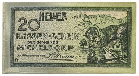 MORE ON AUSTRIAN NOTGELD REFERENCES