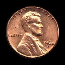 ARTICLE PROFILES THE 1968 PENNY MAN