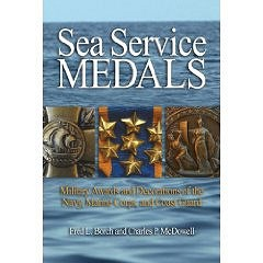 NEW BOOK: SEA SERVICE MEDALS BY FRED BORCH