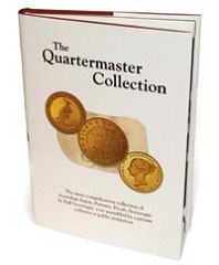 NEW BOOK: THE QUARTERMASTER COLLECTION OF RARE AUSTRALIAN GOLD