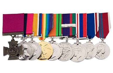 CANADIAN WAR MUSEUM BUYS VICTORIA CROSS FOR $288K