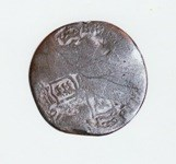 KING WILLIAM III SIXPENCE FOUND IN MASSACHUSETTS