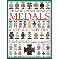 NEW BOOK: WORLD ENCYCLOPEDIA OF MEDALS AND MEDAL COLLECTING
