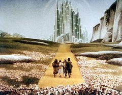 MICHAEL MAROTTA ON THE WIZARD OF OZ PARABLE