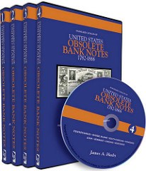 NEW CD BOOK: THE HAXBY STANDARD CATALOG OF UNITED STATES BANK NOTES
