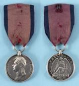MORE ON THE WATERLOO MEDAL(S)