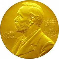 ANSWER: ARE NOBEL PRIZE MEDALS CAST OR STRUCK?