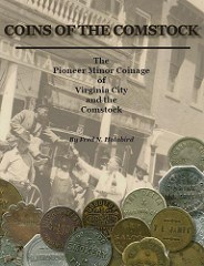 BOOK REVIEW: COINS OF THE COMSTOCK BY FRED HOLABIRD