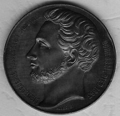 THE STONEWALL JACKSON MEDAL BY ARMAND AUGUSTE CAQUE