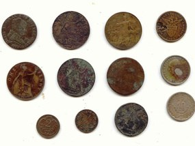 UKRAINIAN ARRESTED FOR SMUGGLING AN ANCIENT COIN FROM RUSSIA