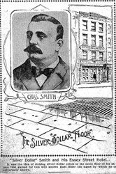 MYSTERIOUS LEDGER SIX NINE FOUR: SILVER DOLLAR SMITH