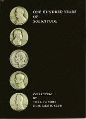 NEW BOOK: ONE HUNDRED YEARS OF SOLICITUDE