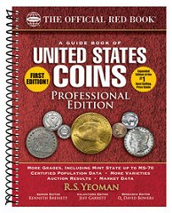 BOOK REVIEW: RED BOOK OF U.S. COINS - PROFESSIONAL EDITION