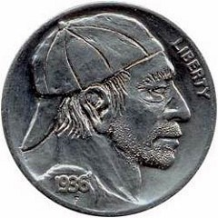 FEATURED WEB PAGE: HISTORY OF HOBO NICKELS