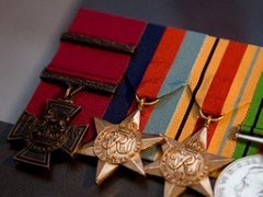 NEW ZEALAND WAR MEDALS THIEF SENTENCED TO ELEVEN YEARS
