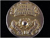 SOTHEBY'S OFFERS RARE GOLD 1920 FOOTBALL CHAMPIONSHIP MEDAL