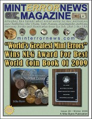 ONLINE MAGAZINE: MINT ERROR NEWS