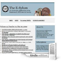 MORE ON THE E-SYLUM AND THE AMAZON KINDLE READER