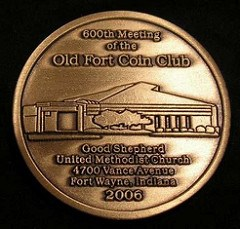 ONLINE BOOK: HISTORY OF THE OLD FORT COIN CLUB