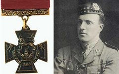 VICTORIA CROSS SELLS FOR RECORD 1.5 MILLION GBP