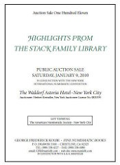 ILLUSTRATED KOLBE STACK FAMILY LIBRARY CATALOG AVAILABLE ONLINE