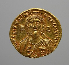 PRINCETON ACQUIRES 7TH CENTURY COIN WITH AN IMAGE OF JESUS